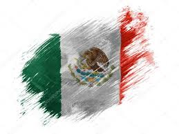 the mexican flag u2014 stock photo olesha 23439258