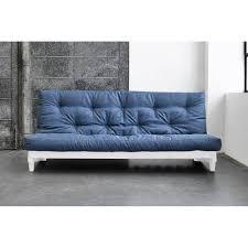 matelas futon canapé canapé convertible au meilleur prix banquette lit fresh blanc 3