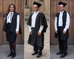 academic dress university of oxford