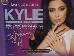 new sinful colors kylie jenner trend matters collection nail