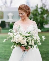 white bouquet 64 white wedding bouquets martha stewart weddings