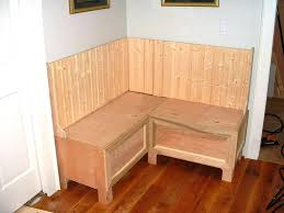 kitchen benches built in wall view in gallery simple booth style