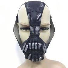 Bane Halloween Costume Dark Knight Rises Dark Knight Rises Bane Mask Ebay