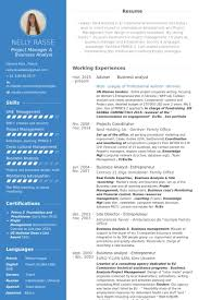Business System Analyst Resume Sample by 46 Best Business Analyst Resume Samples For Job Seekers Vntask