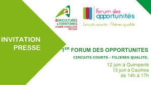 chambre d agriculture 06 12 et 13 juin 2017 forum des opportunités circuits courts