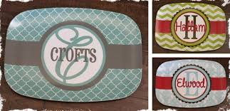 personalized serving plates hot striped maxi skirt 19 99 choose from four colors and more
