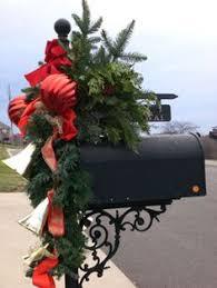 classic mailbox decoration photo