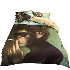 Cheap King Size Bedding Online Get Cheap Twin Size Monkey Bedding Aliexpress Com