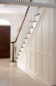 Recessed Handrail Recessed Panel Wainscoting Wainscot Solutions Inc