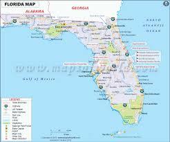 florida map map usa florida cities lapiccolaitalia info