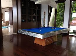 Mustang Pool Table Mustang Gt350 Pool Table For Contemporary Home Bar With Art Deco