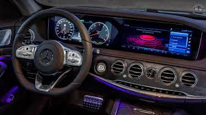the new mercedes benz s class will understand your commands in