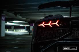 Lamborghini Aventador Sv - vossen wheels lamborghini aventador sv novitec x vossen nv1