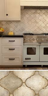 how to do a kitchen backsplash tile best 25 arabesque tile backsplash ideas on kitchen