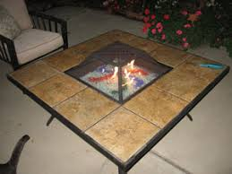 Little Red Fire Pit - how to install a propane fire pit
