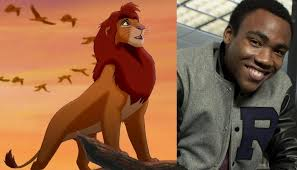 1 donald glover voice simba u0027the lion king u0027 heroic