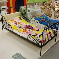 extended bed frame extension bed iron art bed adjustable length
