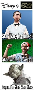 Star Wars Nerd Meme - okay i am not really a big star wars fan but this is funny p and