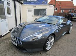 used aston martin db9 used aston martin db9 coupe in mansfield nottinghamshire