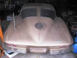 split window corvette value estate sale find split window 1963 corvette projects s