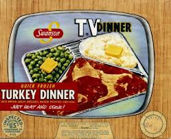 were tv dinners invented due to swanson many