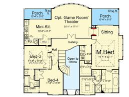 floor plans with 2 master suites tuscan villa with 2 master suites 12282jl architectural