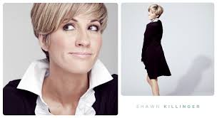 former qvc host with short blonde hair shawn killinger 2015 google search bowl cuts pinterest