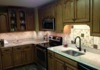 Lights Under Cabinets Kitchen by Installing Under Cabinet Lighting Bob Vila Easy Under Cabinet