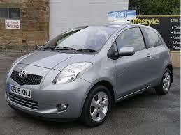 for sale toyota yaris used 2006 toyota yaris hatchback 1 3 vvt i t spirit petrol for