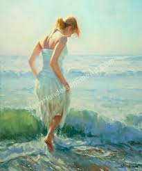 steve henderson work detail gathering thoughts wall art