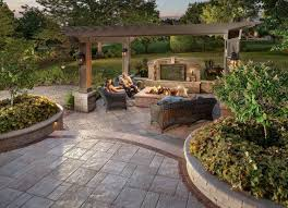 Backyard Outdoor Living Ideas Outdoor Living Space Ideas For Your Back Yard Baron Landscaping