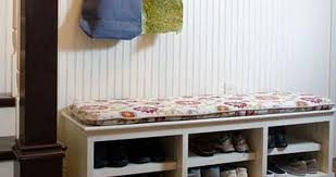 Free Entryway Storage Bench Plans by 77 Diy Bench Ideas U2013 Storage Pallet Garden Cushion Rilane