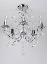 Bhs Chandelier Lighting Sapparia 5 Light Flush Chandelier Bhs Living Room Pinterest