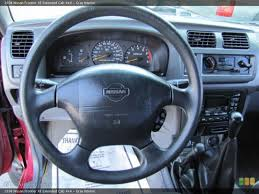 nissan frontier interior 1998 nissan frontier information and photos zombiedrive