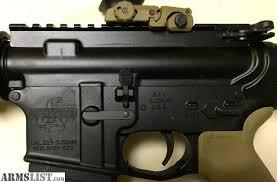 bushmaster black friday sale armslist for sale black friday priced bushmaster moe ar 15 in