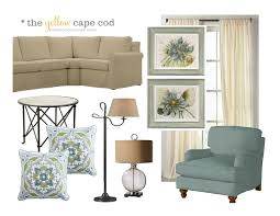 the yellow cape cod updated traditional two room design the the next post will be dedicated to the dining room we designed to compliment this living room stay tuned