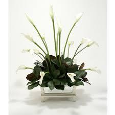 Silk Flower Arrangements For Office - cincinnati botanical silk flower designs sacksteder u0027s interiors