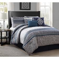 the simon 7 piece jacquard comforter set is a great addition to