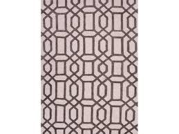 Geometric Area Rug by Jaipur Rugs Floor Coverings Hand Tufted Geometric Pattern Wool