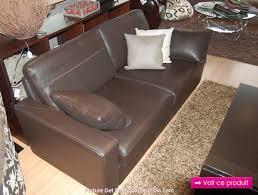 produit pour canapé en cuir grand coussin pour canapé cuir marron white river chalet
