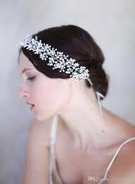 bridal headpieces luxury pearls bridal headpieces 2016 new real image handmade