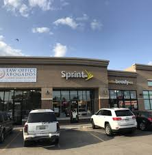 Sprint Store Locator Map Sprint Store Mobile Phones 6158 W Vernor Hwy Southwest