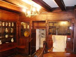 room and secret door inside dracula castle secret passageways