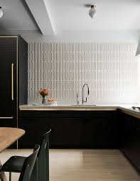 kitchen backsplash ideas black cabinets 80 black kitchen cabinets the most creative designs