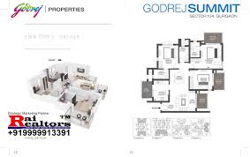 godrej summit 91 9999 91 33 91 2bhk 3bhk 4bhk ready to move godrej summit floor plan 3 bhk 1647