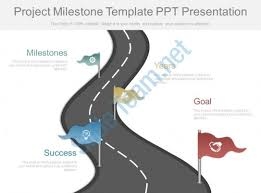 download project milestone template ppt presentation powerpoint