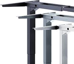jarvis electric adjustable height standing desk frame black amazon com uplift 2 leg height adjustable standing desk frame