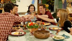7 lessons the friends thanksgiving episodes taught us about