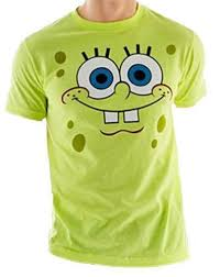 spongebob tear sweater spongebob clothes ebay
