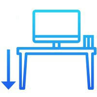 Electric Stand Up Desk Best Electric Standing Desk Reviews And Buying Guide